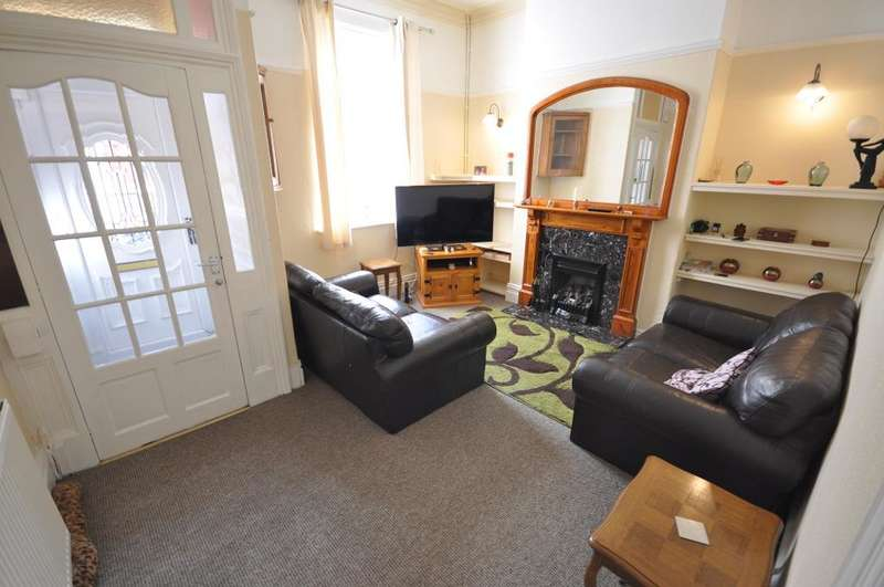2 Bedrooms Terraced House for sale in St Stephens Road, Preston, Lancashire, PR1 6NT