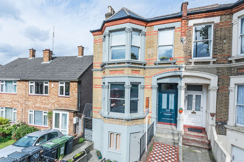 2 Bedrooms Apartment Flat for sale in Jerningham Road, , SE14