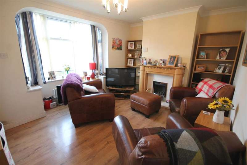 3 Bedrooms End Of Terrace House for sale in Mars Avenue, Morris Green, Bolton, BL3 3JW