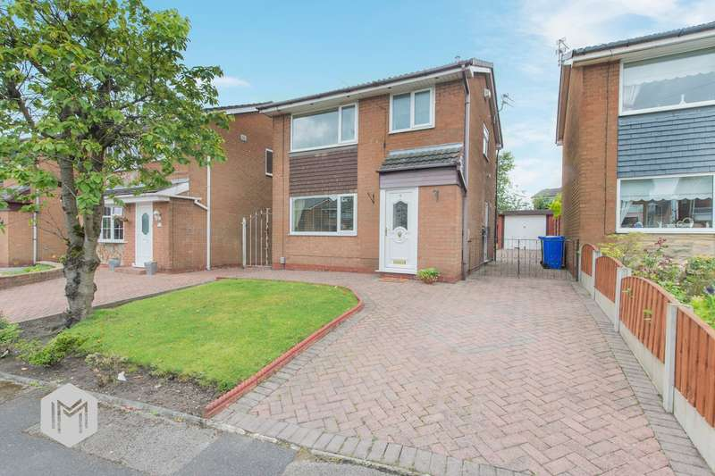 3 Bedrooms Detached House for sale in Limefield Road, Radcliffe, Manchester, M26