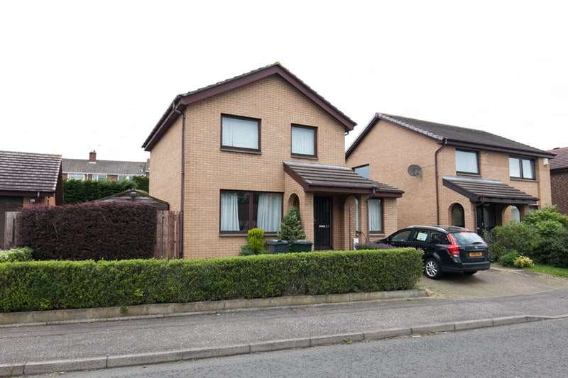 4 Bedrooms Detached House for sale in Candlemaker's Park, Edinburgh, Midlothian, EH17
