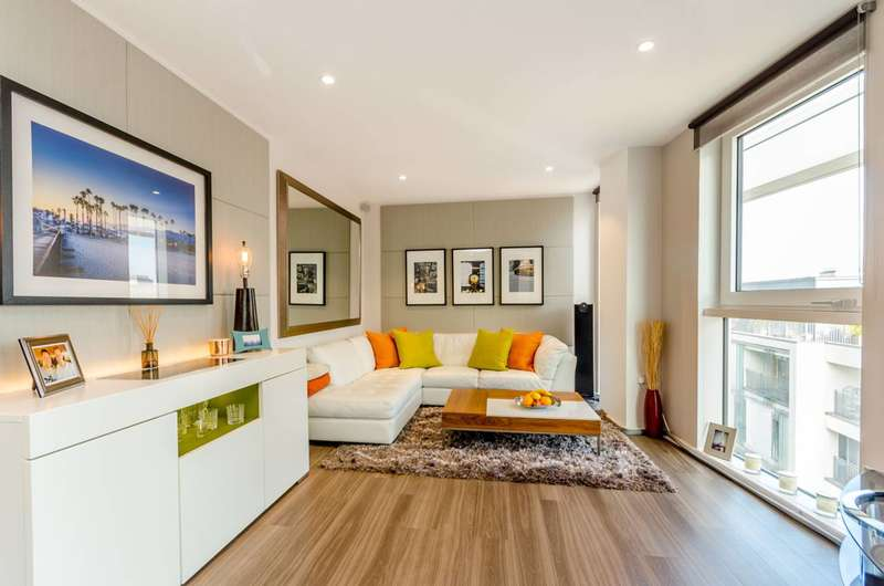 2 Bedrooms Flat for sale in Buckhold Road, Wandsworth, SW18
