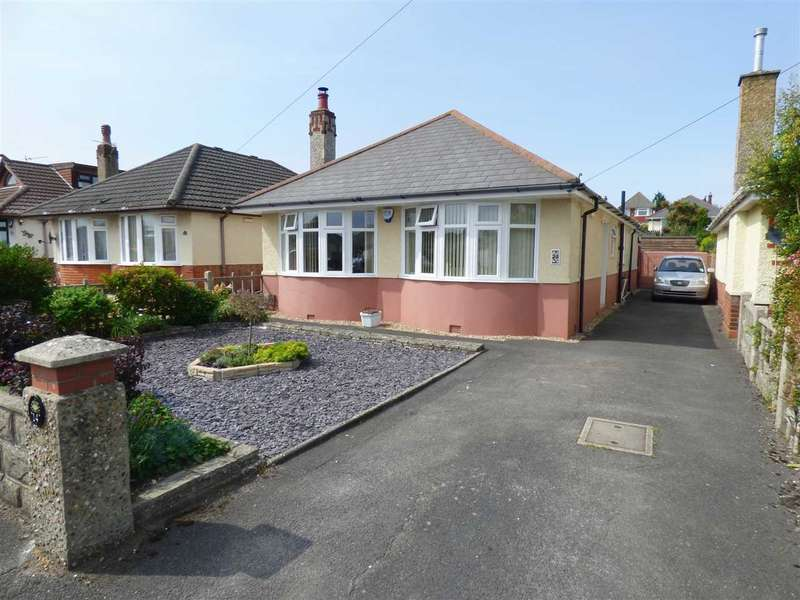 3 Bedrooms Detached Bungalow for sale in SPACIOUS EXTENDED THREE BEDROOM DETACHED BUNGALOW - Wallisdown
