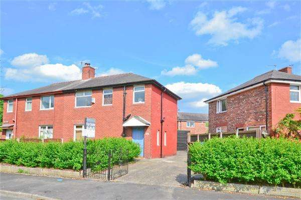 3 Bedrooms Semi Detached House for sale in Ceder Drive, Wigan