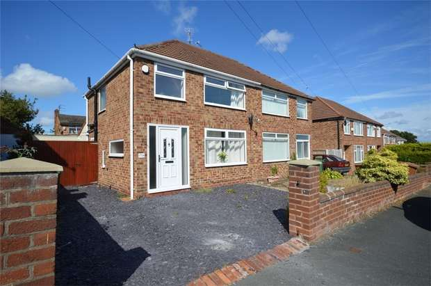 3 Bedrooms Semi Detached House for sale in Teehey Close, Bebington, Merseyside
