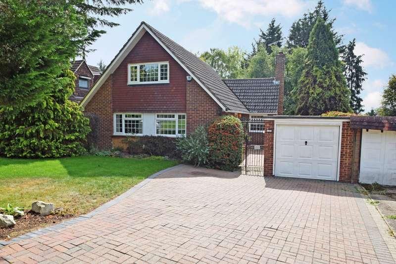 4 Bedrooms Detached House for sale in Farnham Lane, Slough, SL2