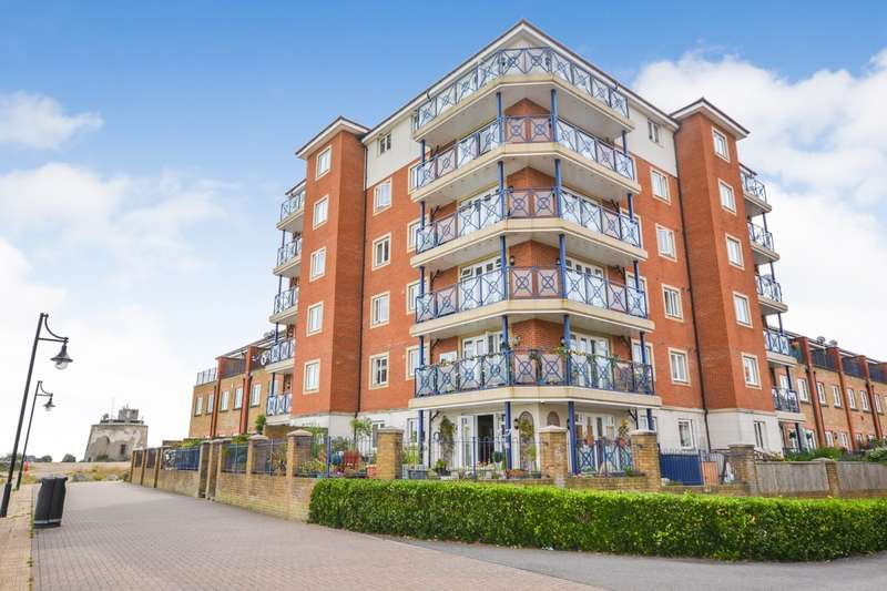 3 Bedrooms Flat for sale in Anguilla Close, Sovereign Harbour, Eastbourne, BN23