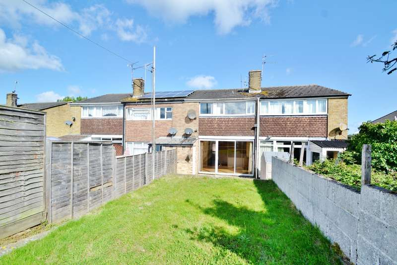 3 Bedrooms Terraced House for sale in Hamworthy