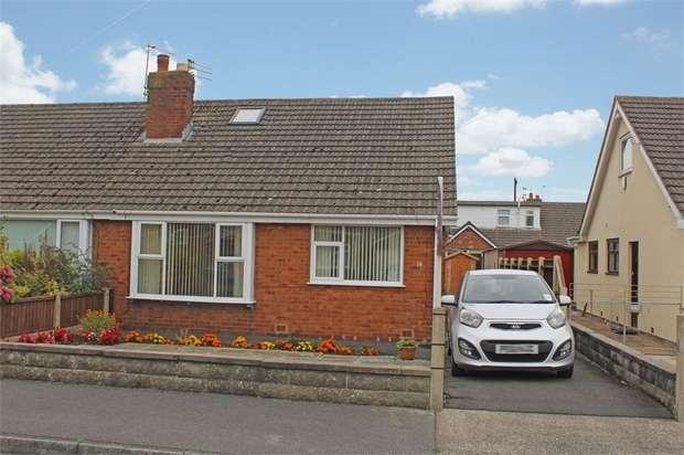 2 Bedrooms Semi Detached Bungalow for sale in Wendover Road, Poulton-le-Fylde, Lancashire