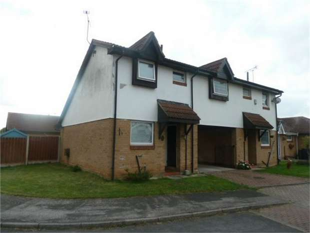 End Of Terrace House for sale in Thicket Drive, Maltby, Rotherham, South Yorkshire