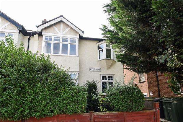 2 Bedrooms Flat for sale in Natal Road, Streatham, LONDON, SW16