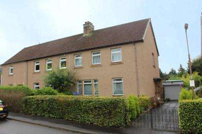 3 Bedrooms Semi Detached House for sale in Manse Road, Dollar