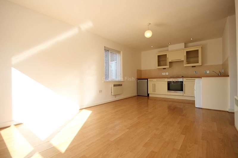 2 Bedrooms Apartment Flat for sale in Sugar Mill Square, Salford