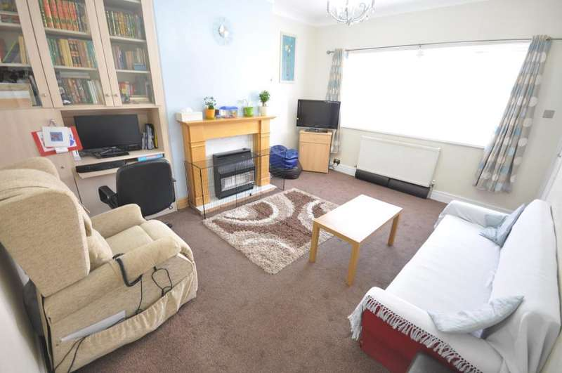 2 Bedrooms End Of Terrace House for sale in Linnet Street, Preston, Lancashire, PR1 6TL