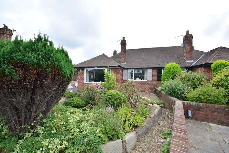 2 Bedrooms Semi Detached Bungalow for sale in Banbury Road, Lytham St Annes, FY8