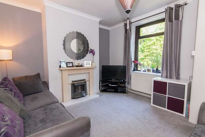 2 Bedrooms End Of Terrace House for sale in Railway View, Oldham, Greater Manchester, OL4