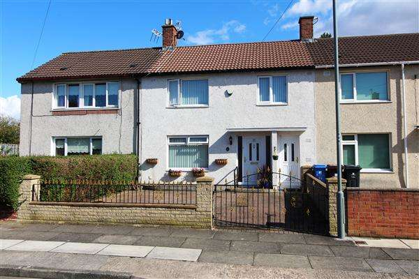 3 Bedrooms Terraced House for sale in Buxted Road, Kirkby