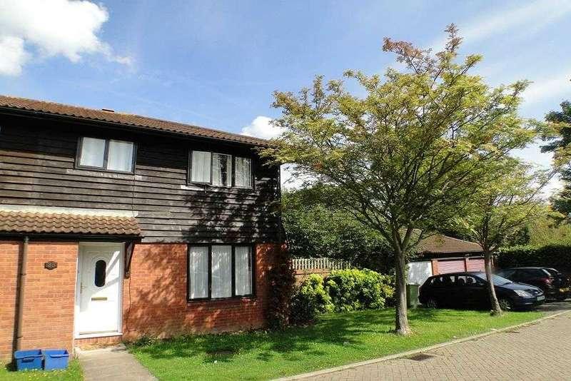 3 Bedrooms Semi Detached House for sale in Kemble Court, Milton Keynes