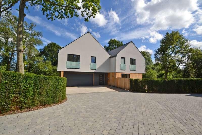 6 Bedrooms Detached House for sale in Sedgwick Lane, Horsham, West Sussex, RH13