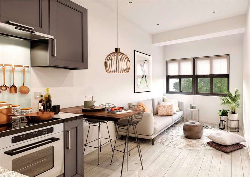 1 Bedroom Apartment Flat for sale in River Wandle Apartments, Restmor Way, Wallington