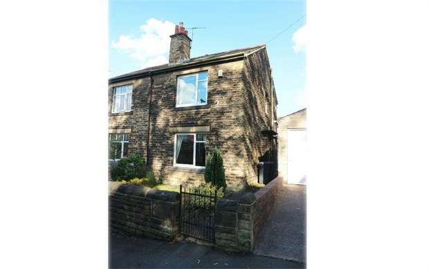 3 Bedrooms Semi Detached House for sale in Booth Street, Cleckheaton, West Yorkshire