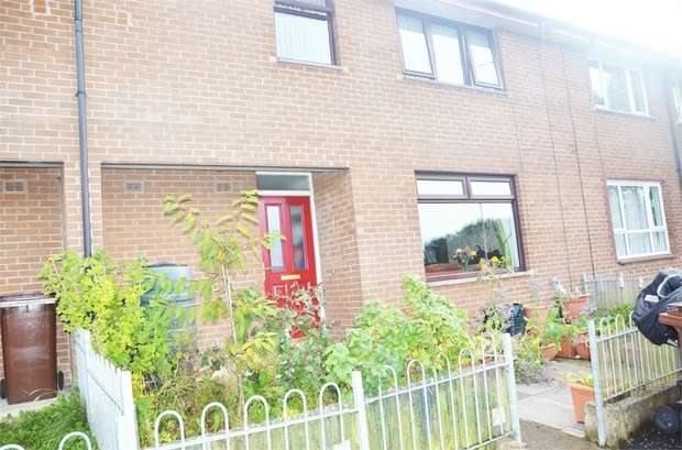 3 Bedrooms Terraced House for sale in Manse Terrace, Newtownabbey, County Antrim