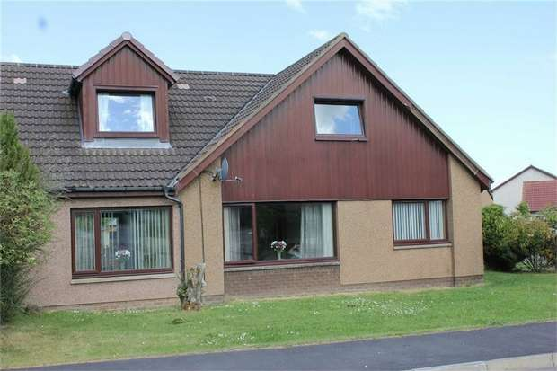 5 Bedrooms Detached House for sale in Sanderson Place, Newbigging, Broughty Ferry, Dundee, Angus