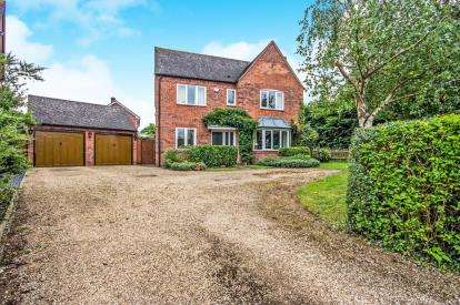 4 Bedrooms Detached House for sale in Hillside, Harbury, Leamington Spa, Warwickshire