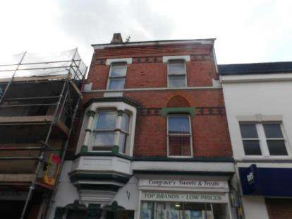 2 Bedrooms Flat for sale in Long Street, Atherstone, Warwickshire