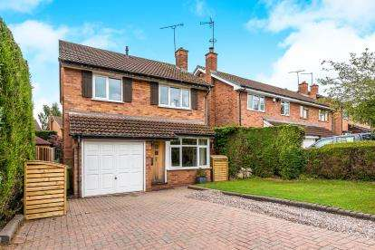 3 Bedrooms Detached House for sale in St. Marys Road, Little Haywood, Stafford, Staffordshire