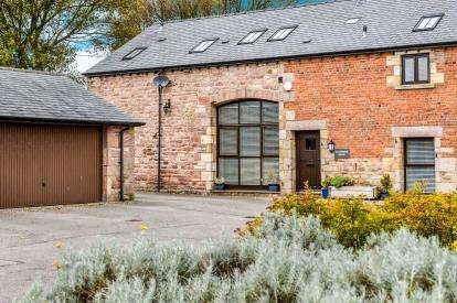 4 Bedrooms Barn Conversion Character Property for sale in Braides Farm, Sandside, Cockerham, Lancaster, LA2