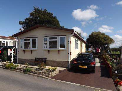 2 Bedrooms Mobile Home for sale in Broadgate Foot Park, Middleton Road, Heysham, Lancashire, LA3