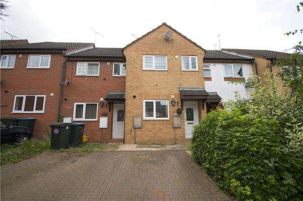 2 Bedrooms Terraced House for sale in Ladymead Drive, Holbrooks, Coventry, West Midlands