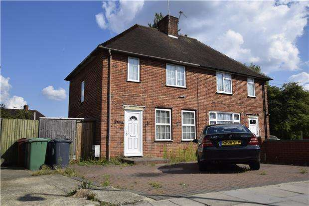 3 Bedrooms Semi Detached House for sale in Hinkler Road, HARROW, Middlesex, HA3 9AU