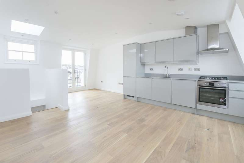 2 Bedrooms Flat for sale in St Johns Hill , Battersea, London