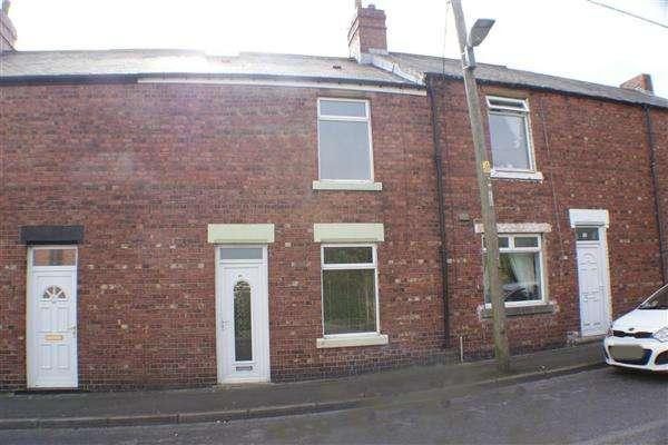 2 Bedrooms Terraced House for sale in Garden Terrace, Leadgate