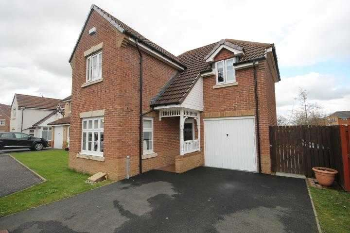 3 Bedrooms Detached House for sale in Charn Terrace, Motherwell