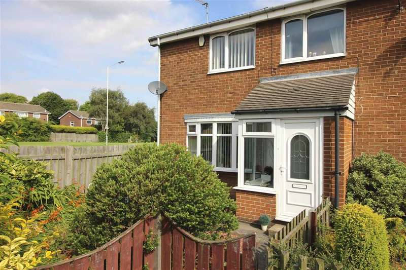 3 Bedrooms Terraced House for sale in Purbeck Gardens, Eastfield Chase, Cramlington