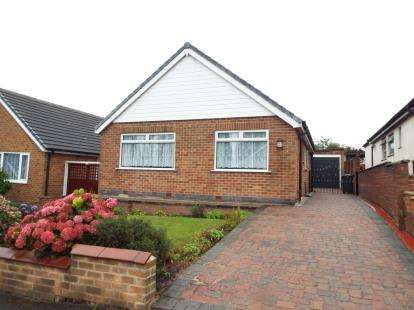 3 Bedrooms Bungalow for sale in Baker Avenue, Arnold, Nottingham