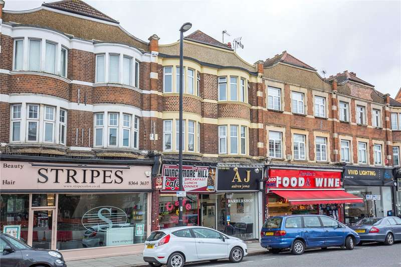 2 Bedrooms Apartment Flat for sale in Queens Avenue, Winchmore Hill, London, N21