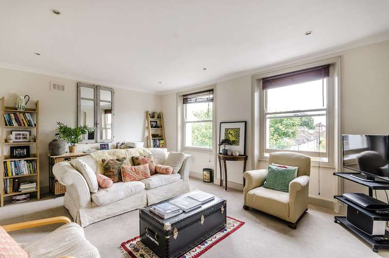 2 Bedrooms Flat for sale in Keith Grove, Shepherd's Bush, W12