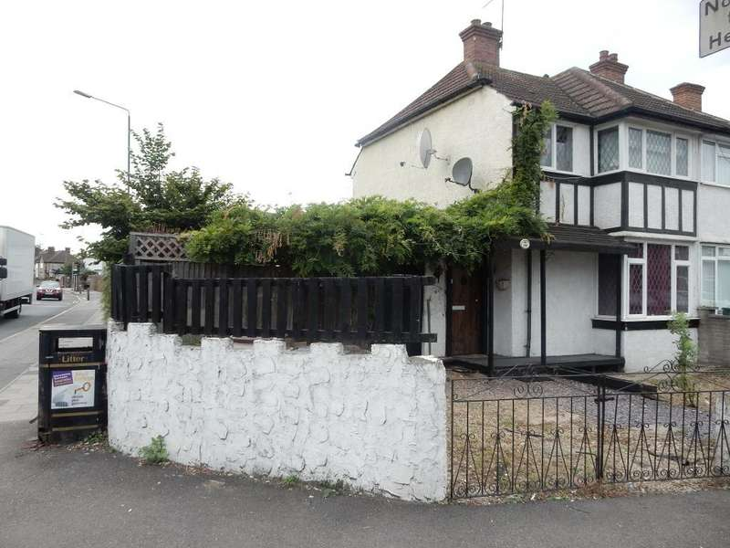 3 Bedrooms End Of Terrace House for sale in School Road, Dagenham, Essex, RM10 9QL
