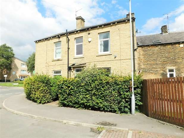3 Bedrooms Terraced House for sale in Otley Road, Charlestown, Baildon
