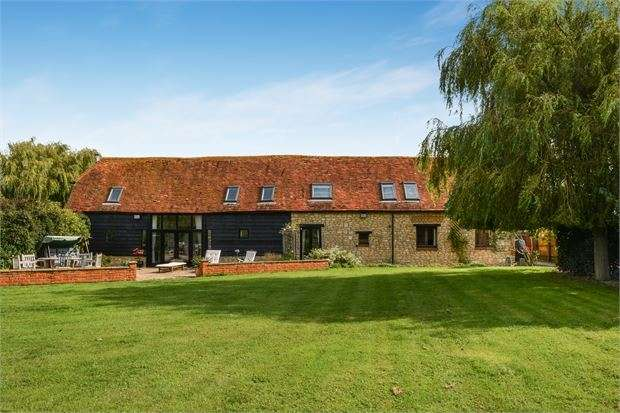 4 Bedrooms Barn Conversion Character Property for sale in Ashendon, Ashendon, Buckinghamshire. HP18 0HA