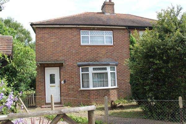 3 Bedrooms Semi Detached House for sale in Denham Close, Denham Village