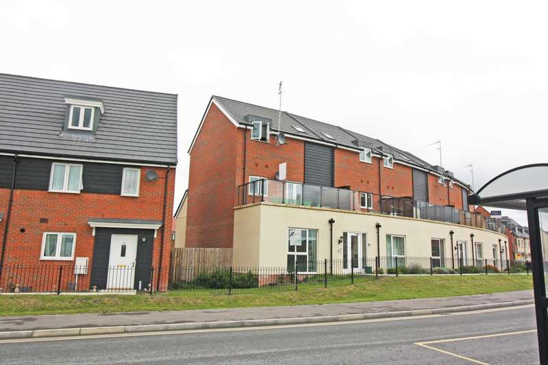 2 Bedrooms Apartment Flat for sale in Elm Park, Didcot