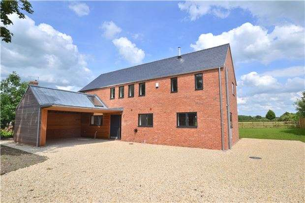 4 Bedrooms Detached House for sale in Lily House, Back Lane, TEWKESBURY, Gloucestershire, GL20 7AF