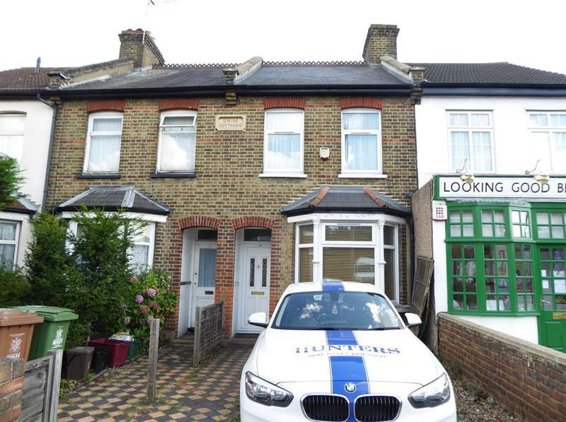2 Bedrooms Terraced House for sale in Mayplace Road West, Bexleyheath, Kent, DA7 4JL