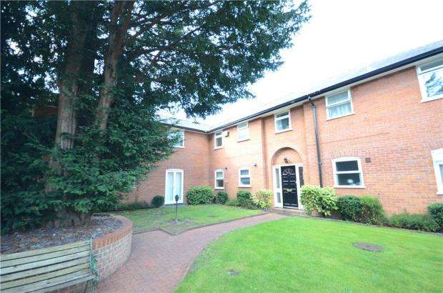 2 Bedrooms Apartment Flat for sale in Chancery Mews, Russell Street, Reading