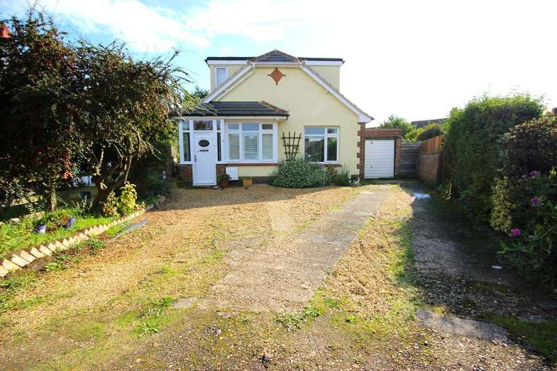 3 Bedrooms Detached Bungalow for sale in Cutcliffe Gardens, Bedford, MK40 4DE